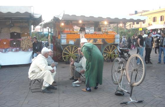 Marcrakech (Foto: Lucía El Asri)