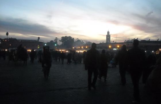 Marrakech (Foto: Lucía El Asri)